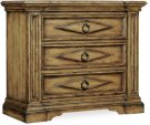 Auberose Three-Drawer Bachelors Chest Product Image