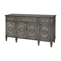 Terrebonne Credenza In Grey Product Image