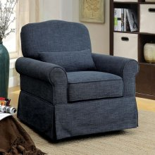 Lesly Swivel Glider/rocker Chair