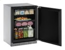 """Modular 3000 Series 24"""" Solid Door Refrigerator With Integrated Solid Finish and Field Reversible Door Swing Product Image"""