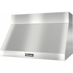 MieleDAR 1230 Wall ventilation hood for perfect combination with Ranges and Rangetops.