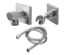 Wall Mounted Handshower Kit - Square