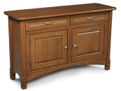 West Lake Cabinet Sofa Table