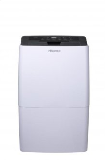 50 pint - 2-speed Dehumidifier