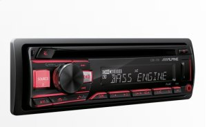 Advanced MP3/WMA/CD Receiver