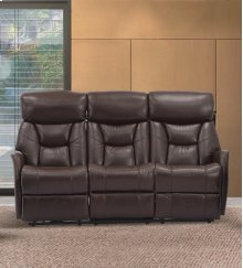 Easy Living Bonn Dual Reclining Sofa with USB