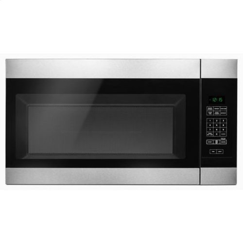 1.6 Cu. Ft. Over-the-Range Microwave with Add 0:30 Seconds - stainless steel