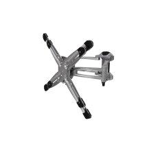 Dyno 102 Medium Articulating TV Mount Universal Adapter, Graphite Black