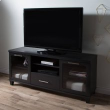 TV Stand for TVs up to 60'' - Black Oak
