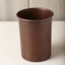 Copper Toothbrush Holder