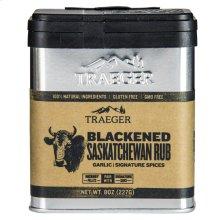 Blackened Saskatchewan Rub