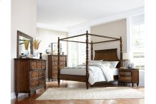 Queen Canopy Bed