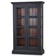 Ashton 2 Door Display Cabinet Product Image