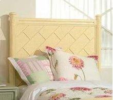 Summer Retreat Chippendale Twin Bed Headboard