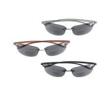Men's Bifocal Tinted Readers (3 asstd)