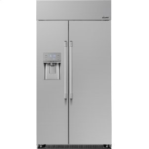 "DacorHeritage 42"" Built-In Side-by-Side Refrigerator"
