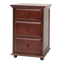 3 1/2 Drawer Dresser w/ Crown & Base : : Chestnut :
