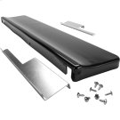Backsplash for Slide-In Range - Black Product Image