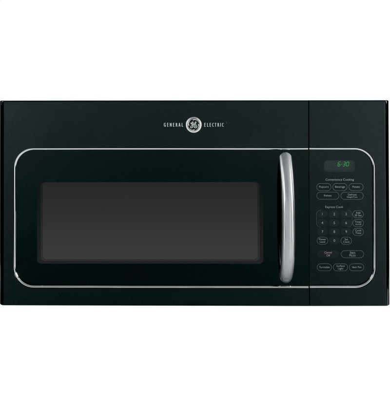 Ge Artistry Series 1 6 Cu Ft Over The Range Microwave Oven
