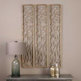 Scribble Metal Wall Panel