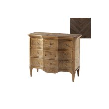 Rollin Chest of Drawers, Dark Echo Oak