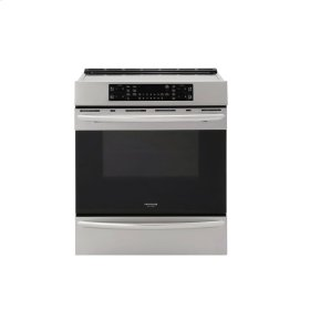 Frigidaire Gallery 30'' Front Control Induction Range with Air Fry