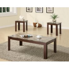 Occasional Cocktail and End Table Set