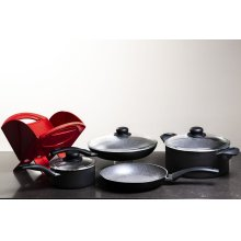 Ballarini Matera 8-pc Cookware Set