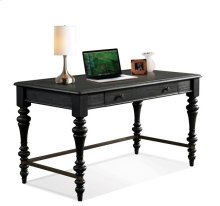 Corinne Writing Desk Ebonized Acacia finish