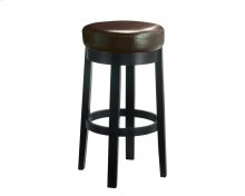 Cedric Swivel Barstool - Brown