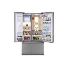 24.6 Cu. Ft. QuatroCooling Convertable Refrigerator .