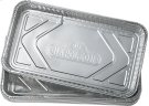 """Large Grease Drip Trays (14"""" x 8"""") Pack of 5 Product Image"""