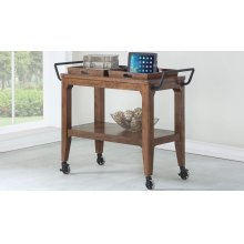 "Adeline Kitchen Cart w/ Tray 45""x20""x36"""