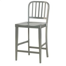 Hidden Treasures Gray Counter Stool