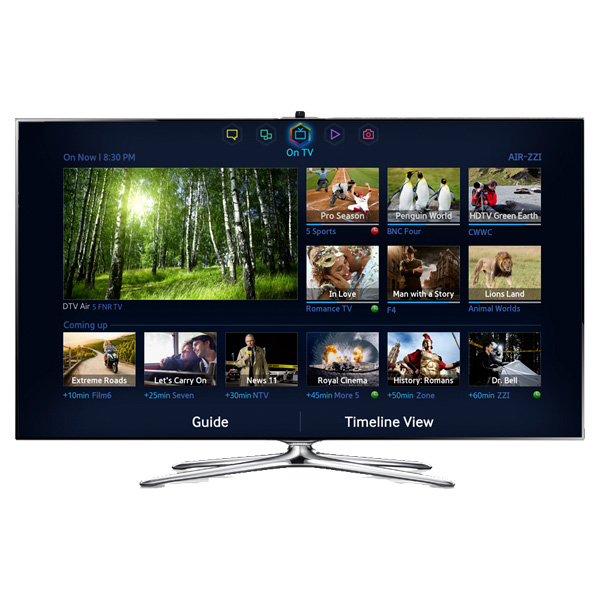 LED F7500 Series Smart TV - 60\ UN60F7500AF in by Samsung Clinton Township, MI