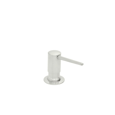 Polished Nickel Dé Lux Soap/Lotion Dispenser