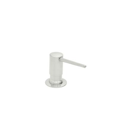 Polished Nickel Dé Lux Soap/Lotion Dispenser