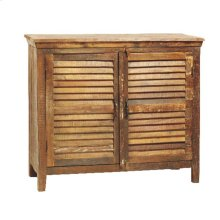Louvered Sideboard