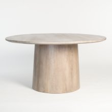 "Merrick 60"" Round Dining Table"