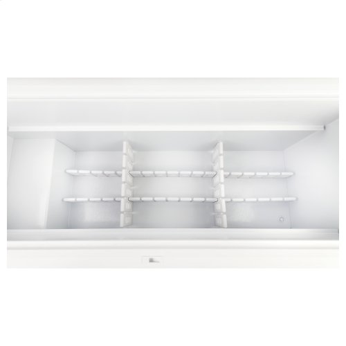 GE® 21.6 Cu. Ft. Manual Defrost Chest Freezer