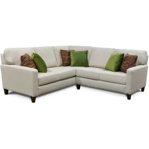 England Furniture8S00-Sect Roxy Sectional
