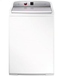 Low profile washer, 4.0 cubit feet with glass top