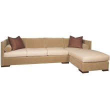 Oakwood Left Arm Sofa 9029-LAS