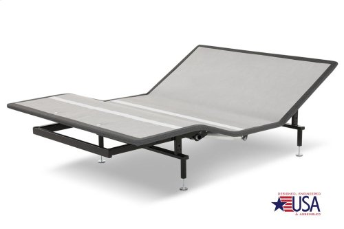Sunrise Adjustable Bed Base Split California King