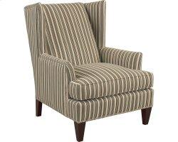 Lauren Chair (Chrome Nailhead )