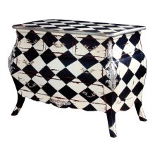Bombe' Commode 5 Drawer