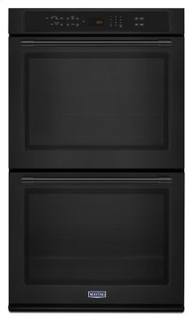 27-Inch Wide Double Wall Oven With True Convection - 8.6 Cu. Ft.