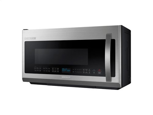 2.1 cu. ft. Over The Range Microwave with Pro-Clean Filter