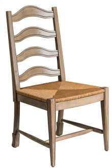 Napa Laddderback Side Chair (4 Rung) COL Seat
