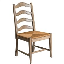 Napa Laddderback Side Chair (4 Rung) With G1